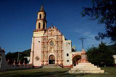 San Francisco del Valle de Tilaco, Landa de Matamoros