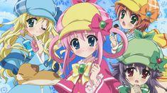 Tantei Opera Milky Holmes tendrá nuevo Anime el 31 de Diciembre.