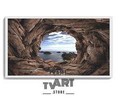 Samsung TV Frame Art Instant Digital Download 4K Landscape Samsung Frame Tv Art Painting Style Digital Paint #samsungframetvart #samsungframetv #frametvart #theframetv #samsungtv #artframetv #frametv #samsungtvframe #samsungarttv #tvframeart #samsungtvart #framearttv Art Pictures, Art Images, Samsung Tvs, Framed Tv, 10 Frame, Art Store, Art Paintings, Landscaping, I Shop