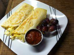 Crispy Breakfast Burrito - 6 Weight Watchers pp