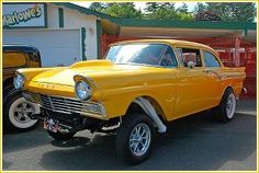 ..57 Ford Gasser