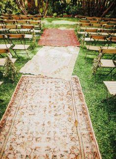 Tyler Branch- - Comment decorer la ceremonie de votre mariage - La mariee aux pieds nus