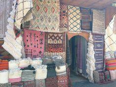 Tienda de alfombras