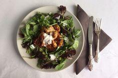 Salad Chicken, Yogurt Sauce, Deli, Allrecipes, Salads, Cooking Recipes, Green, Food, Eten