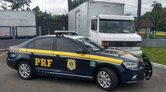 PRF: Caminhoneiro é preso com R$ 10 milhões escondidos em carga - Jornal Bastidores da Notícia.com.br #curitiba #notícias  #PRF #g127