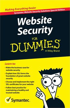 Website Security for Dummies Free eBook