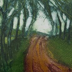 Tree Tunnel by Sarah Ross-Thompson