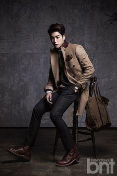 Hong Jong Hyun - bnt International January 2015