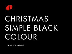 The white of cold and snow, the red of Santa Claus and chimney fire … And the black that contrasts them both, of nights that arrive earlier and of the wait for gifts at dawn. They are our three favorite colours, so we hope you live them to the fullest as we do :)