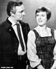Maria and Captain von Trapp The Sound of Music v3