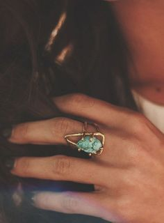 turquois ring, fashion, cloth, style, accessori