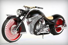 Paul Jr. Designs 2012 Build-Off Bike I love art deco style. If I could ever afford it I would love to work with Paul in creating a bike.