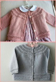 Cute and easy to make You can find Baby cardigan and more on our website.Cute and easy to make Baby Boy Cardigan, Knitted Baby Cardigan, Knit Baby Sweaters, Baby Sweater Knitting Pattern, Baby Knitting Patterns, Baby Patterns, Crochet Baby, Knit Crochet, Quick Knits