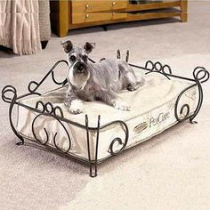Cheap Houses, Kennels & Pens on Sale at Bargain Price, Buy Quality bed bed, fram. Animal Room, Dog Room Decor, Pet Hotel, Bed Pads, Cheap Houses, Steel Art, Metal Beds, Metal Crafts, Decorating On A Budget