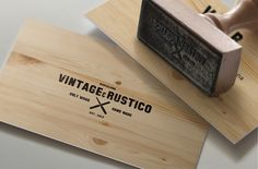 Vintage branding by The Marketing Kitchen http://themarketingkitchen.com.au/the-marketing-kitchen-vintage-y-rustico/