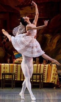 Natalia Osipova - Ballet, балет, Ballett, Ballerina, Балерина, Ballarina, Dancer, Dance, Danza, Danse, Dansa, Танцуйте, Dancing