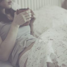 comfy with coffee