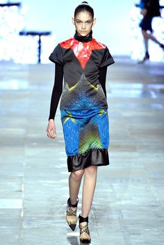 Peter Pilotto Fall 2012 Ready-to-Wear Collection Photos - Vogue