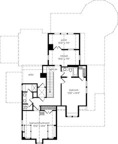 Southern Living Davidson Gap - 2nd floor