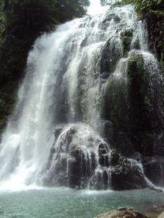 Baey Anito Cascading Waterfalls