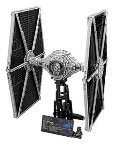 Star Wars LEGO TIE Fighter http://geekxgirls.com/article.php?ID=4191