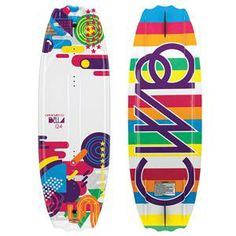 CWB Bella Wakeboard - Girl's 2013