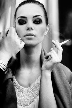 smokey .