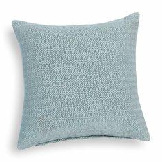 JOBS blue cushion 45 x 45 cm