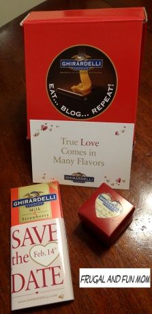 Love chocolate for #Valentine's Day- try these new #Ghirardelli treats