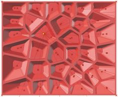 parametric design by Tal F., via Behance