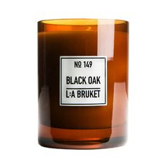 149 Black Oak Scented Candle, 260 g - Doftljus & rumsdofter- Köp online på åhlens.se!