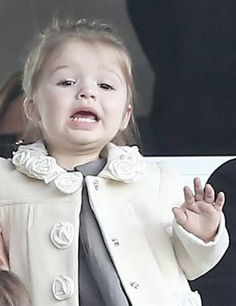 El 10 de julio de 2011, Victoria Beckham por fin veía cumplido su sueño de ser madre... de una niña. Harper Seven es el cuarto retoño de la diseñadora y el futbolista inglés David Beckham, y se ha convertido en la princesa de la familia.