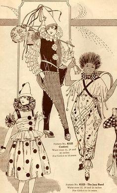 1920's Halloween Costumes