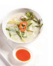 Sopa tailandesa de pollo con leche de coco - Recetas - Estampas