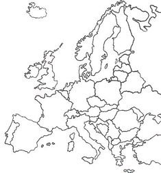 Mapas mudos para mis clases de conocimiento del medio - ineveryCREA: la comunidad de la creatividad educativa