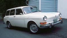 1970 Volkswagen Squareback - My son and I became nomads