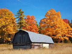 17 of the Most Spectacular Places Across the U.S. for Fall Colors #1doorcounty =)