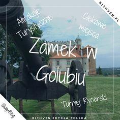 Zamek w Golubiu Best Blogs, Neon Signs, Website, Poland