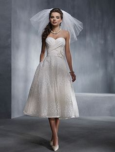 Alfred Angelo Bridal Style 2244 from Plus Size Bridal