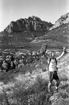 Pasi and rocks!