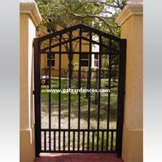 Superieur Aluminum Garden Gates Decorative Gates Wrought Iron Garden Custom Gate