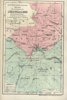 Old US Map From Early S Maps Pinterest Genealogy - Early us maps