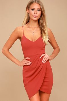 Sexy Red Bodycon Dresses