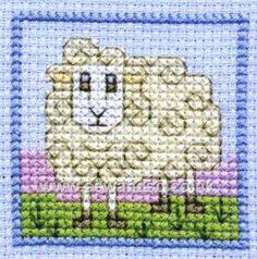 Wee Woolly Sheep Card Kit