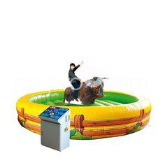 Action Games wie Bullriding und Riesenwuzzler bringen Sie mit Fun und Action zum Erfolg. Rodeo, Bull, Western, Fun- & Action-Games, Eventwerbung,