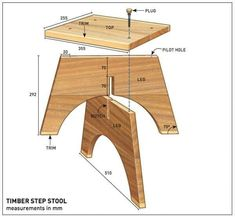 Beginner Woodworking Projects, Woodworking Shop, Woodworking Plans, Woodworking Furniture, Woodworking Crafts, Handyman Magazine, Wood Chair Design, Built In Bookcase, Wood Working For Beginners