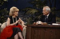 Jimmy Fallon Tearfully Remembers Tonight Show Legend Joan Rivers Here's Johnny, Johnny Carson, Craig Ferguson, Tonight Show, Joan Rivers, Jimmy Fallon, People Magazine, Color Of Life, American Actress