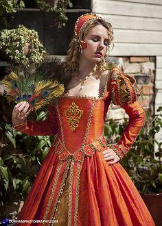 Pretty tudor style