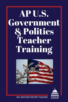 Accelerate your teaching to help your students pass the AP Government test with this teacher training course! The course will cover best practices on how to deliver AP U.S. Government Instruction for your students. You will learn about how to teach AP U.S Government with pacing, course organization, current events, free response essay prompts, and so much more. The AP Government and Politics teacher training contains everything you'll need to lead your students to success.