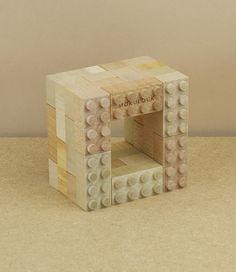 Mokulock, wooden building blocks